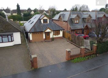 Thumbnail 3 bed detached bungalow for sale in Priory Avenue, Old Harlow, Essex