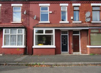 Thumbnail 3 bed terraced house for sale in York Avenue, Whalley Range, Manchester.