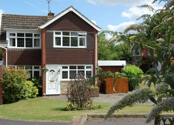 Thumbnail 4 bed detached house for sale in Arrow Drive, Albrighton, Wolverhampton .