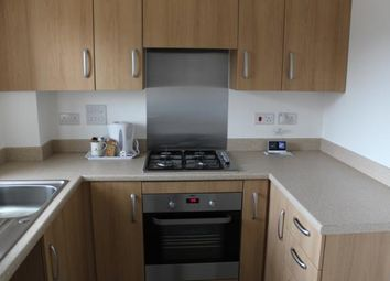 Thumbnail 1 bedroom flat to rent in Carding Road, Kempston