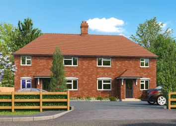 Thumbnail 4 bed semi-detached house for sale in Quainton Road, Waddesdon, Aylesbury