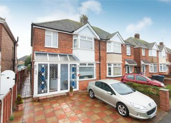 Thumbnail 4 bed semi-detached house to rent in Orchard Gardens, Margate