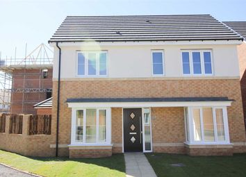 Thumbnail 3 bed detached house to rent in Strother Way, Bassington Manor, Cramlington