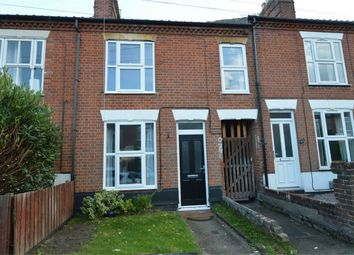 Thumbnail 3 bed terraced house for sale in Patteson Road, Norwich, Norfolk