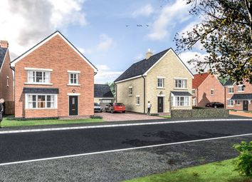 Thumbnail 4 bed detached house for sale in Laburnum Grove Auckland Crescent, St. Helen Auckland, Bishop Auckland