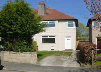 Thumbnail 2 bed semi-detached house to rent in Moorfield Drive, Parkgate, Neston