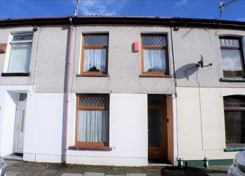 Thumbnail 2 bed terraced house for sale in Chapel Street, Ystrad, Pentre