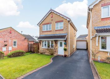 Thumbnail 3 bedroom detached house for sale in Ravenna Way, Stoke-On-Trent