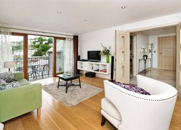 Thumbnail 2 bed flat for sale in The Creekside, Looe, Cornwall