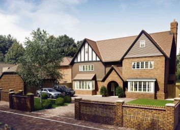 Thumbnail 5 bed detached house for sale in Ryebridge Lane, Upper Froyle