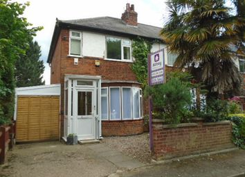 Thumbnail 2 bed end terrace house for sale in Main Street, Leicester