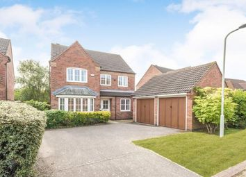 Thumbnail 4 bed detached house for sale in Waltham Drive, Abbeyfields, Elstow, Bedford