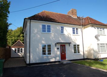 Thumbnail 3 bed semi-detached house for sale in Farnham Road, Liss