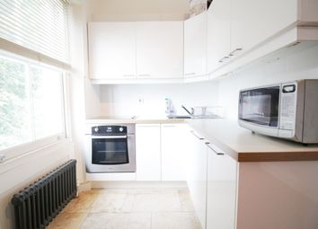 Thumbnail 1 bed flat to rent in 107 King Henrys Road, London NW3 3Qx