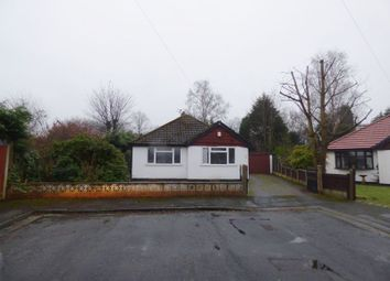 Thumbnail 2 bed bungalow to rent in Holly Road, Penketh, Warrington