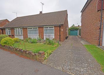 Thumbnail 2 bed semi-detached bungalow for sale in Parkfield Road, Rainham, Gillingham