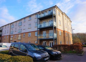 Thumbnail 2 bed flat to rent in Sorbus Road, Cheshunt