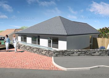 Thumbnail 2 bed detached bungalow for sale in Carn Bosavern Close, St. Just, Penzance, Cornwall