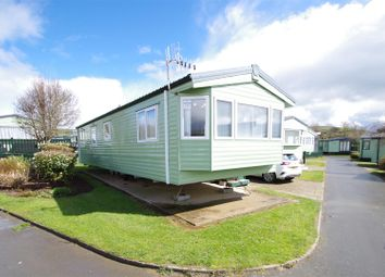 Thumbnail 3 bedroom mobile/park home for sale in Ruda Holiday Park, Croyde,