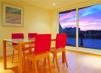 Thumbnail 3 bed flat for sale in Compass House, Smugglers Way, Wandsworth, London