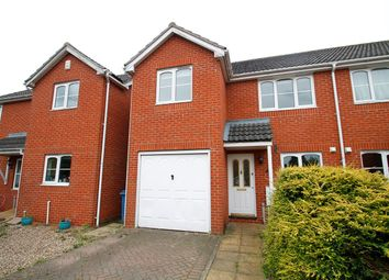 Thumbnail 3 bedroom semi-detached house for sale in Millfield Gardens, Ipswich