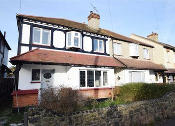 Thumbnail 3 bed semi-detached house to rent in Olive Avenue, Leigh-On-Sea, Essex