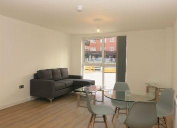 Thumbnail 1 bed flat to rent in B1, Helena Street, Birmingham