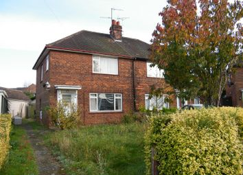 Thumbnail 3 bed semi-detached house for sale in Buckminster Gardens, Grantham