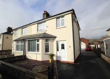 Thumbnail 3 bed semi-detached house for sale in Penyfan Road, Brecon