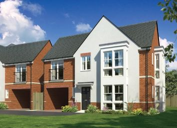 Thumbnail 4 bed detached house for sale in St John's, Wood Street, Chelmsford. Essex