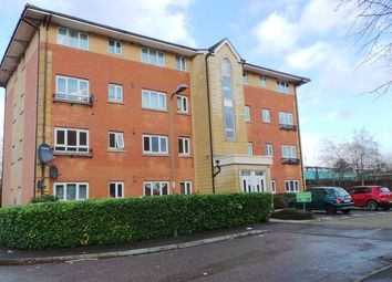 Thumbnail 2 bed flat for sale in Hudson Way, Edmonton
