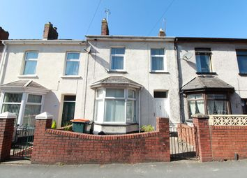 Thumbnail 3 bedroom terraced house for sale in Caerleon Road, Newport