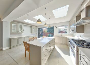 Thumbnail 4 bed semi-detached house for sale in Aylward Road, London