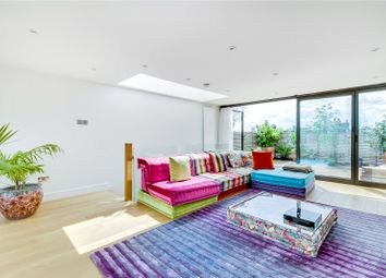 Thumbnail 4 bed detached house to rent in Moore Park Road, London