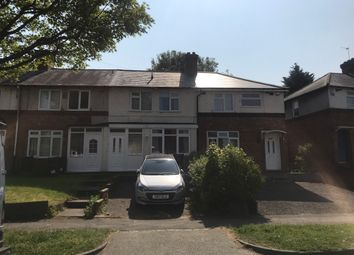 Thumbnail 2 bed terraced house to rent in Hazelville Road, Hall Green