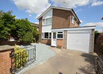 Thumbnail 3 bed detached house for sale in Thornhill Drive, Boughton, Newark