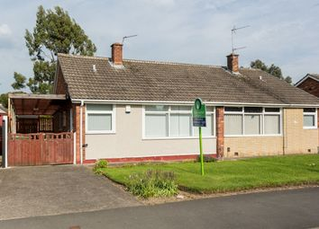 Thumbnail 2 bedroom bungalow for sale in Acorn Way, Woodthorpe, York