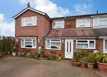 Thumbnail 4 bed end terrace house for sale in Chase Drive, South Woodham Ferrers, Chelmsford, Essex