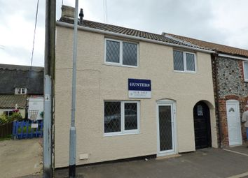 Thumbnail 3 bed end terrace house for sale in Beach Road, Caister-On-Sea, Great Yarmouth, Norfolk