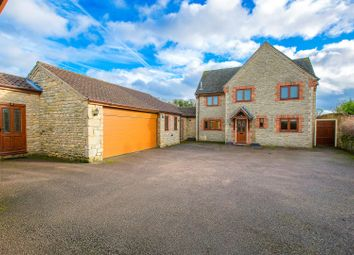 Thumbnail 6 bed detached house for sale in Church Street, Weldon