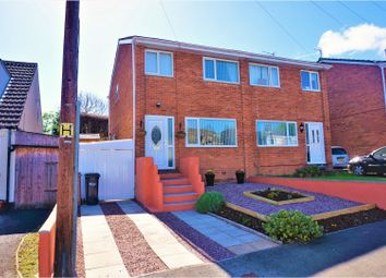 Thumbnail 3 bed semi-detached house for sale in Uplands Avenue, Deeside
