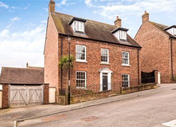 Thumbnail 5 bed detached house for sale in De Legh Grove, West Allington, Bridport, Dorset