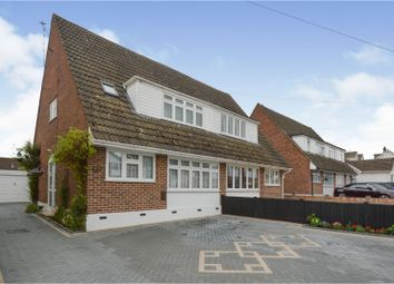 Thumbnail 3 bed semi-detached house for sale in Lime Grove, Brentwood