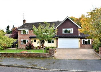 Thumbnail 5 bed detached house for sale in Elsenwood Crescent, Camberley, Surrey