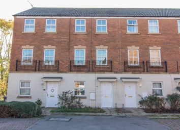 Thumbnail 3 bed terraced house for sale in Fount Court, Market Harborough