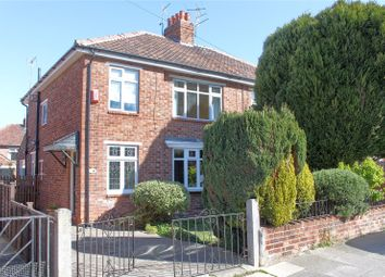 Thumbnail 3 bed semi-detached house for sale in Coniston Grove, Middlesbrough