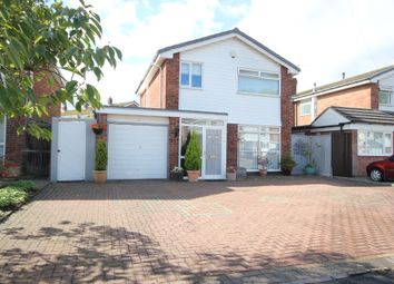 Thumbnail 3 bed detached house for sale in Swanswell Road, Solihull