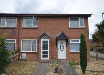 Thumbnail 2 bed terraced house to rent in Hollybrook Gardens, Locks Heath, Southampton
