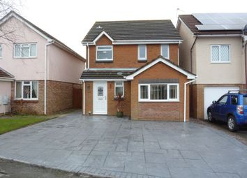 Thumbnail 3 bed detached house for sale in The Wheate Close, Rhoose, Barry