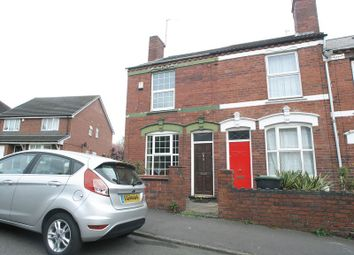 Thumbnail 2 bedroom end terrace house for sale in Junction Street, Dudley